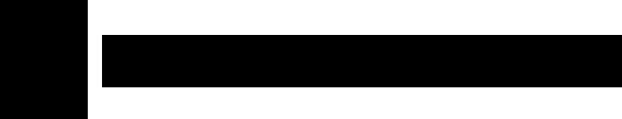 La Fiorentina - Logo Nero
